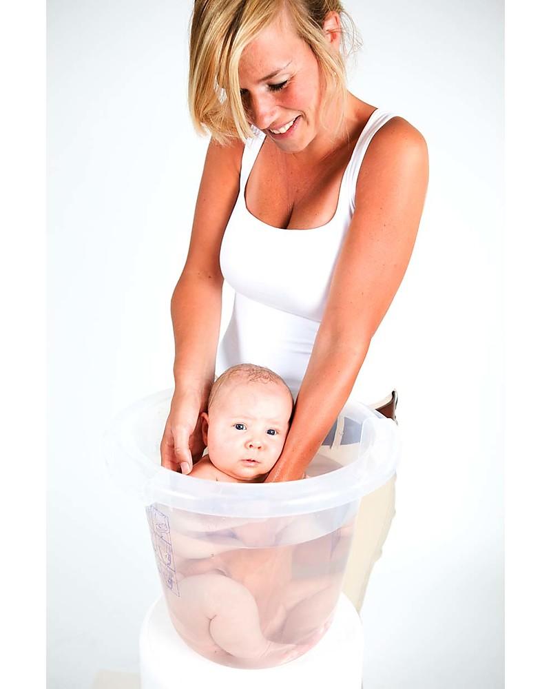 tummy tub vasca bagnetto tummy tub® - blu - ergonomica e anatomica