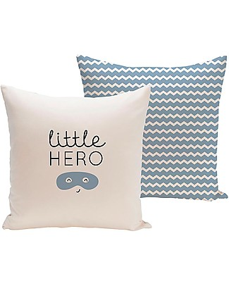 "UO Federa cuscino ""Little Hero""  Cuscini Arredo"