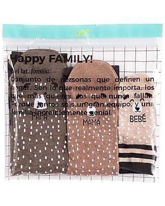 """UO Kit Family """"Familia Oso"""" - Idea regalo per tutta la famiglia Calzini"""