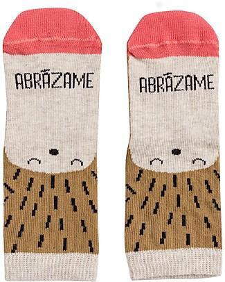 """UO* Mini - Calzini """"Abrazame"""" - Idea regalo Calzini"""