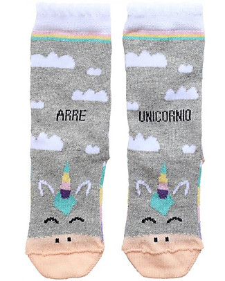 "UO Mini - Calzini ""Arre Unicornio"" - Idea regalo Calzini"