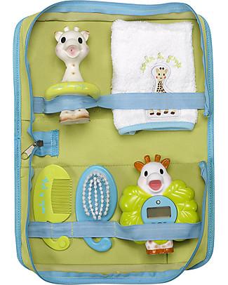 Vulli Bustina Toilette Sophie la Giraffa – Ideale da portare fuori casa e perfetto come idea regalo! Massaggiagengive