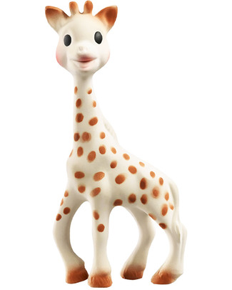 Vulli So Pure Original Sophie the Giraffe - Natural Rubber Teethers