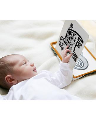 Wee Gallery Cartoline Baby Art Cards - Gli Animali della Fattoria (Visibili per i Neonati!) -  Giochi Per Neonati