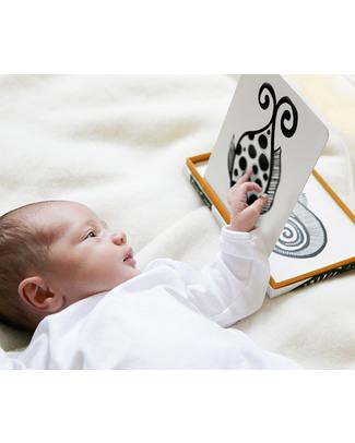 Wee Gallery Cartoline Baby Art Cards - Original Collection (Visibili per i Neonati!) -  Giochi Per Neonati