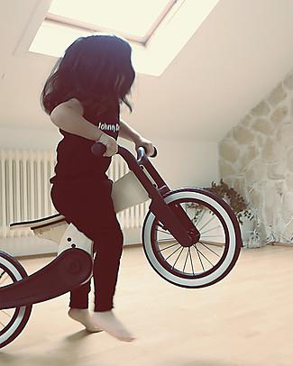 Wishbone Design Studio Bici Senza Pedali Cruise, Legno/Nero – Da 2 anni in su! Biciclette