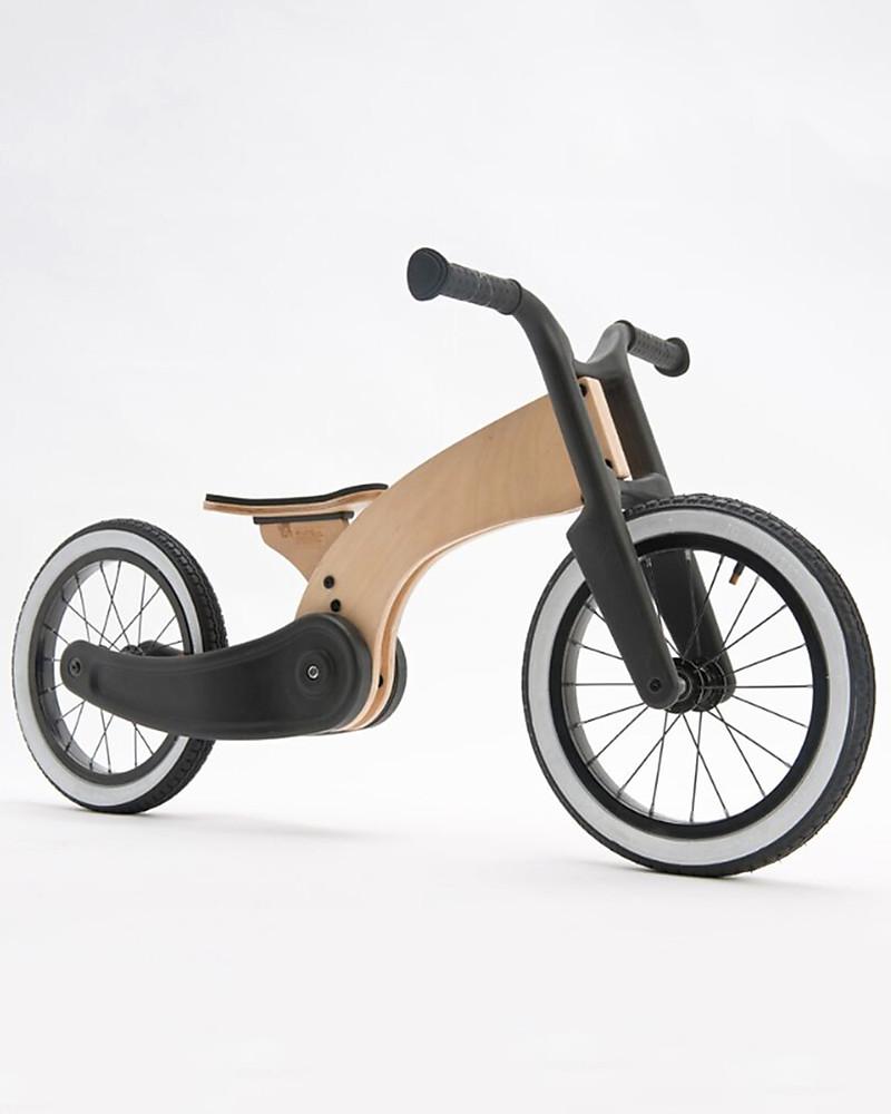 Wishbone Design Studio Bici Senza Pedali Cruise Legno Nero Da 2