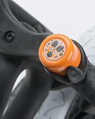 Wishbone Design Studio Campanello Universale per Bicicletta, Edizione Speciale WWF, Licaone Biciclette