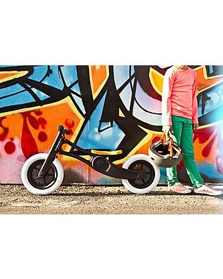 Wishbone Design Studio Wishbone Bike Recycled 2 in 1 - Bicicletta 2 in 1 che Cresce col tuo Bimbo - 100% Plastica Riciclata! Biciclette Senza Pedali