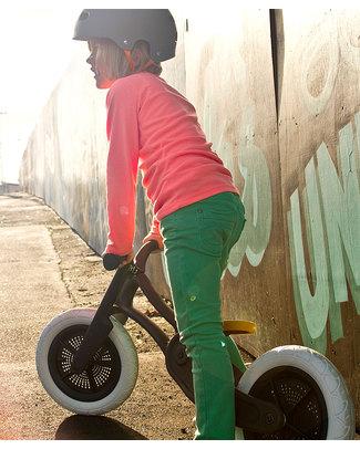 Wishbone Design Studio Wishbone Bike Recycled 3 in 1 - Bicicletta 3 in 1 da 1 a 6 Anni - Cresce col tuo Bimbo - 100% Plastica Riciclata! Biciclette Senza Pedali