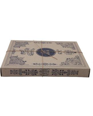 Wooden Story Blocchi da Costruzione - Legno Arcobaleno - 30 Pezzi (pigmenti naturali e cera d'api) Construzioni In Legno
