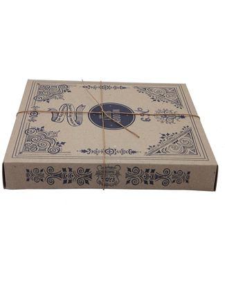 Wooden Story Puzzle delle Forme - Legno Naturale (sviluppo psicomotorio e associazione delle forme) Incastri In Legno
