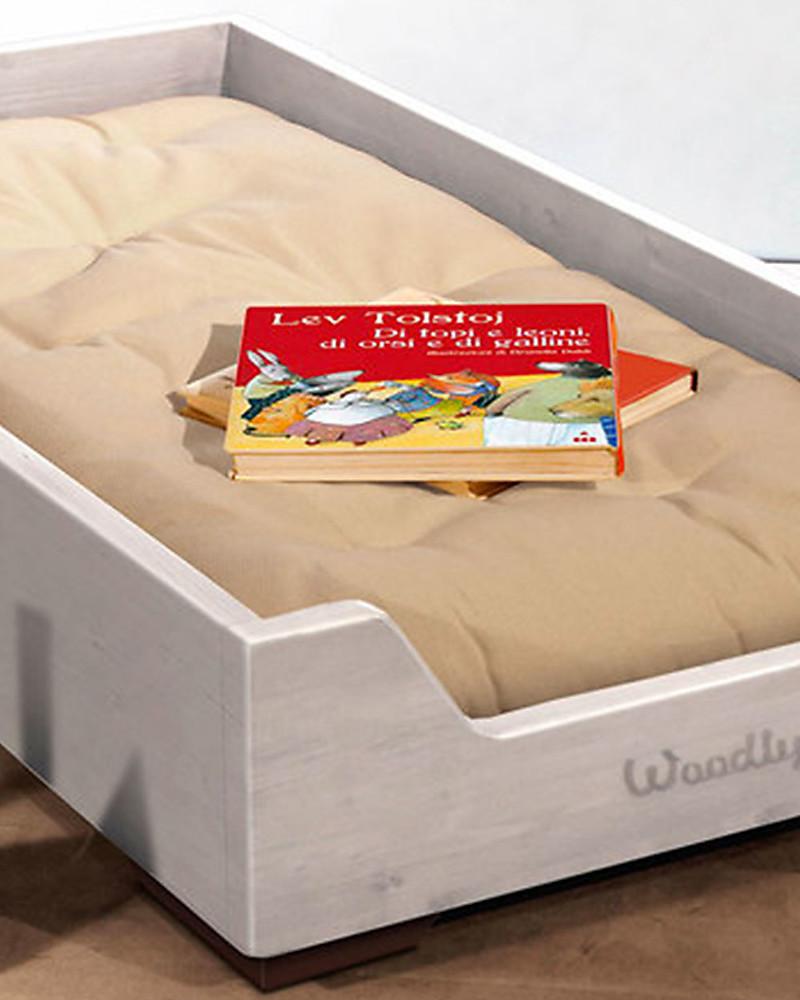 Materassi Lettino.Woodly Materasso Futon Big 160x70 Cm 100 Puro Cotone Perfetto