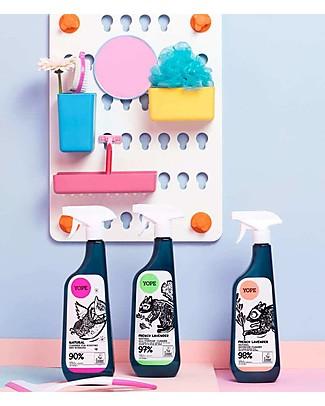 Yope Detergente Spray Multifunzione per Cucina, Bagno e Terrazza, 750 ml - Lavanda Francese  Detergenza Casa