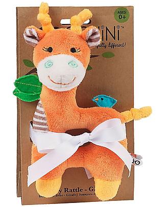 Zoocchini Sonaglio Baby, Giraffa - Ciniglia null