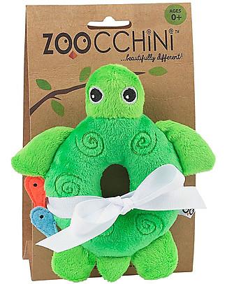 Zoocchini Sonaglio Baby, Tartaruga – Ciniglia Sonagli