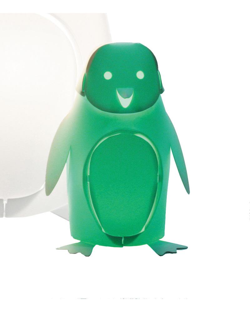 Zzzoolight lampada da notte pinguino   cambia colore! made in ...