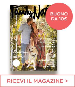 Buono sconto dentro al Magazine