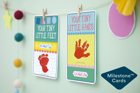 Vendita Milestone Baby Cards online