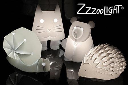 Vendita Zzzoolight: lampade a forma di animali per bambini online