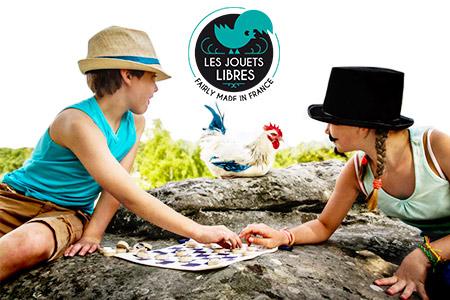 Vendita Les Jouets Libres online