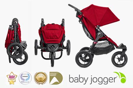 Vendita Baby Jogger: passeggini per stare all'aria aperta con stile e praticità online
