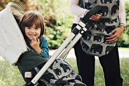 Vendita A Spasso con stile: passeggini, sacchi, fasce e marsupi. online