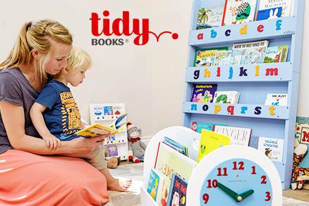 Vendita Tidy Books online
