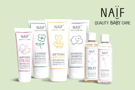 Vendita Naif Baby Care online