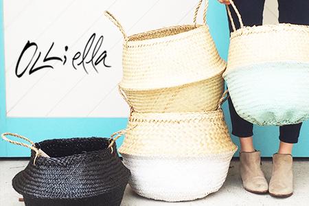 Vendita Olli Ella, produzione fair trade: arredamento eco per bambini online