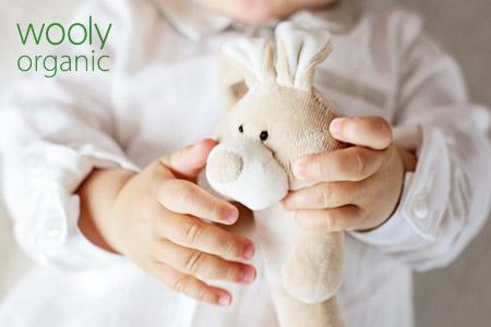Vendita wooly organic online