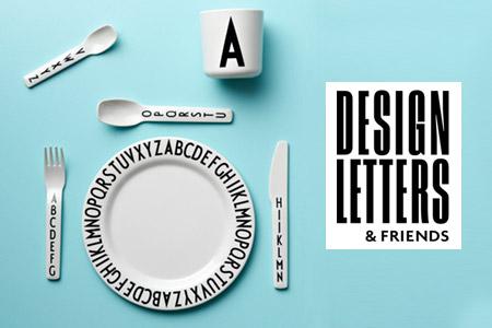Vendita Design Letters online
