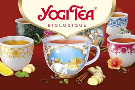 Vendita Yogi Tea online