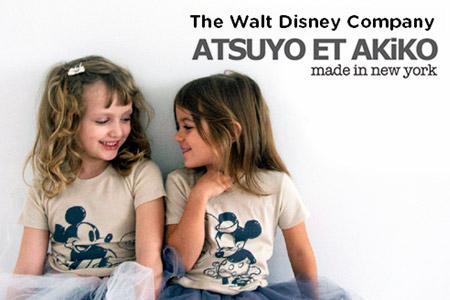 Vendita Disney e Atsuyo et Akiko online