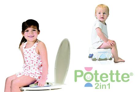 Vendita Potette 2in1 online
