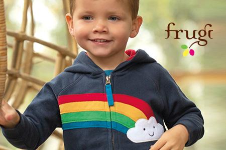 Vendita Frugi, per bambini e neonati - abbigliamento in cotone bio online