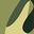Wishbone Stickers - Recycled Edition - Camouflage - Adesivi per la personalizzazione