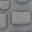 Porta Oggetti da Muro, Argento - 100% Cotone
