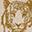 Borsellino Animale, Tigre in cotone - Regalino perfetto per le feste