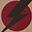 Quadernino Super Eroe, Saetta su sfondo rosso - Regalino perfetto anche per le feste