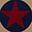 Quadernino Super Eroe, Stella Rossa - Regalino perfetto anche per le feste