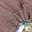 Ferma Capelli Luna Rosa Antico - Regalino perfetto anche per le feste