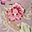 Braccialetto Orologio di Stoffa Rosa con Roselline- Regalino perfetto per le feste!