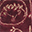 Portachiavi Matrioska Velluto - Rosso - Regalino perfetto! Nuova Bohemian Collection