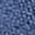 Muffole in Pura Lana Merino, Blu Melange - 0-3 mesi