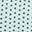 Cuscino Allattamento Nina, Acqua - 75 x 75 cm, 100% Cotone Sfoderabile