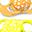 Set da 2 Ciucci in Silicone Ortodontici Extra-Morbidi 6+ mesi, Arancio e Giallo – Senza BPA!