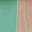 Sgabello Bimbi Point-Virgule, Menta - Legno di faggio massello