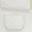 Porta Oggetti da Muro - Bianco - Tela di Cotone