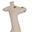 Animaletto di stoffa, Giraffa - Regalino perfetto anche per le feste